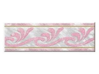 Płytka ścienna safona róż 22,5x7,5 Opoczno
