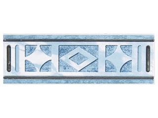 Płytka ścienna Pallada azul listwa 25x8 Cersanit