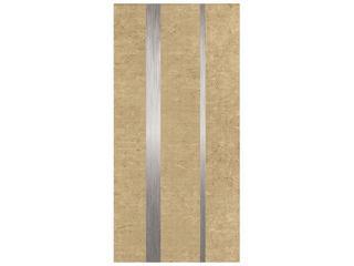 Płytka ścienna Ariva siena inserto metal 1 29x59,3 Cersanit