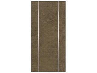 Płytka ścienna Ariva brown inserto metal 2 29x59,3 Cersanit