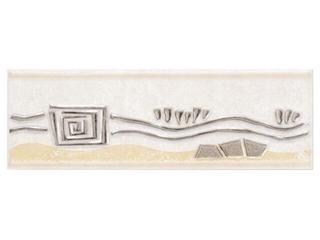Płytka ścienna Iryda giallo listwa 20x6,5 Cersanit
