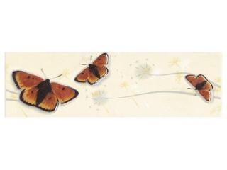 Płytka ścienna Almeria beige listwa 20x6 Cersanit