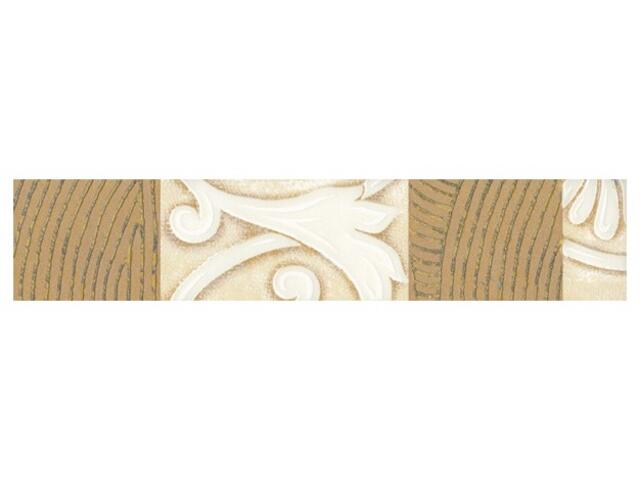 Płytka ścienna Catania beige listwa paski 25x5