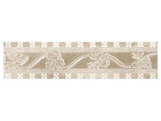 Płytka ścienna Libra beige listwa classic 25x6 Cersanit