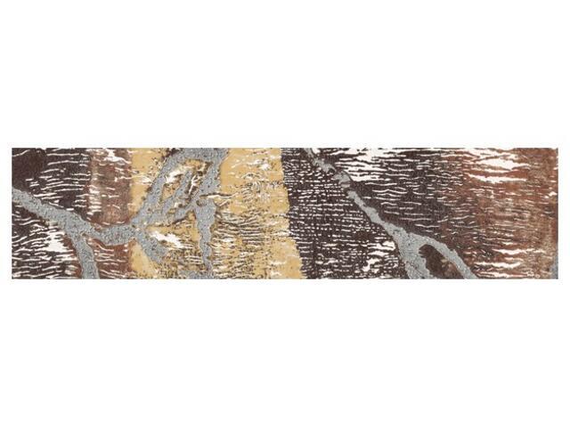 Płytka ścienna Wenga listwa 25x6