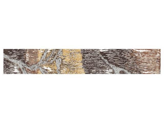 Płytka ścienna Wenga listwa 25x4