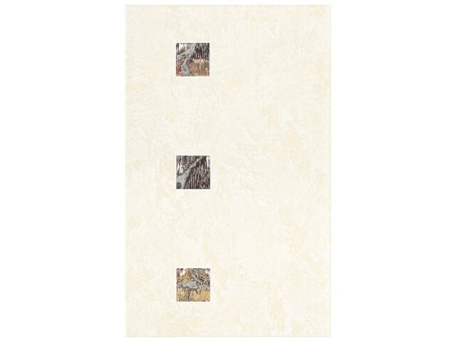 Płytka ścienna Wenga beige inserto 25x40