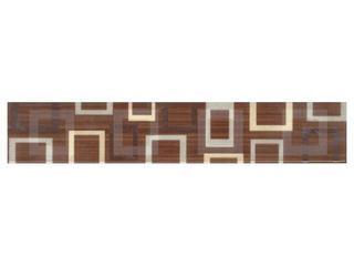 Płytka ścienna Tesalia brown listwa modern 33,3x6