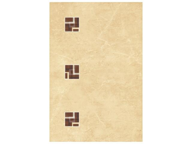 Płytka ścienna Tesalia giallo inserto modern 33,3x50