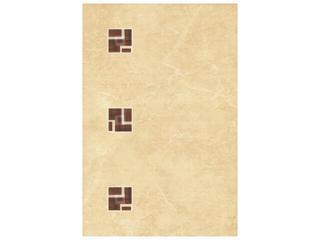 Płytka ścienna Tesalia giallo inserto modern 33,3x50 Cersanit