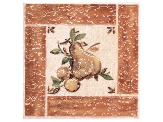 Płytka ścienna Ariza bianco motyw wood 1 10x10