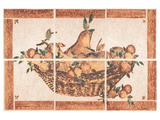 Płytka ścienna Ariza bianco kompozycja wood 20x30 Cersanit
