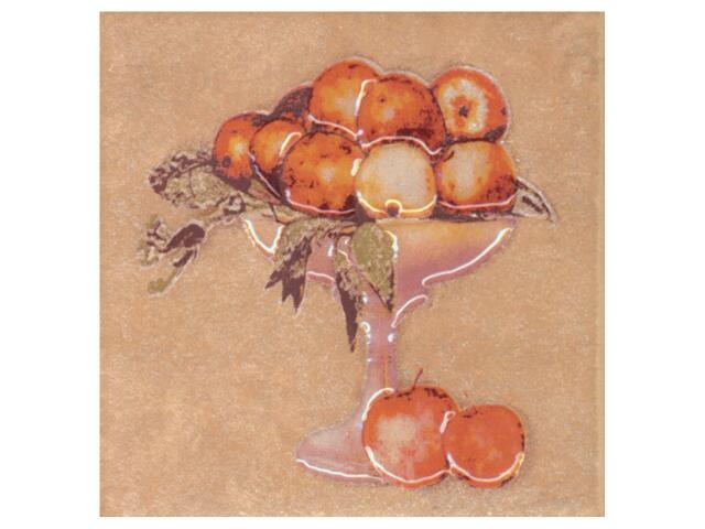 Płytka ścienna Sagra noce motyw owoce 2 10x10