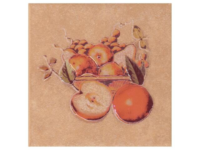 Płytka ścienna Sagra noce motyw owoce 3 10x10