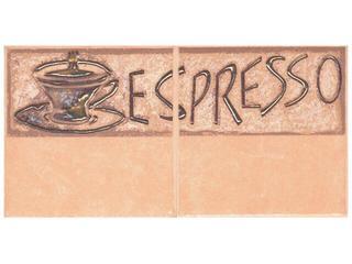 Płytka ścienna Sagra orange kompozycja coffee 1 10x20 Opoczno