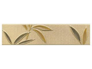 Płytka ścienna kafel bambus beige 25x6 Tenera Cersanit