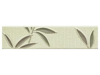 Płytka ścienna kafel bambus verde 25x6 Tenera Cersanit