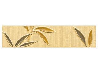 Płytka ścienna kafel bambus orange 25x6 Tenera Cersanit
