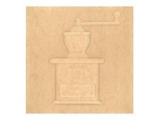 Płytka ścienna Ariza beige motyw kafel 1 10x10 Cersanit
