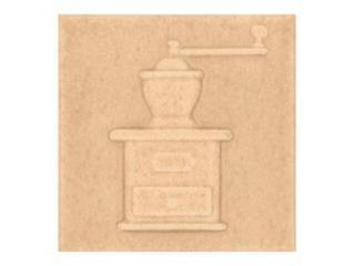 Płytka ścienna Ariza brown motyw kafel 1 10x10 Cersanit