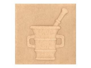 Płytka ścienna Ariza brown motyw kafel 3 10x10 Cersanit