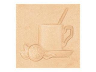 Płytka ścienna Sagra orange motyw kafel 2 10x10