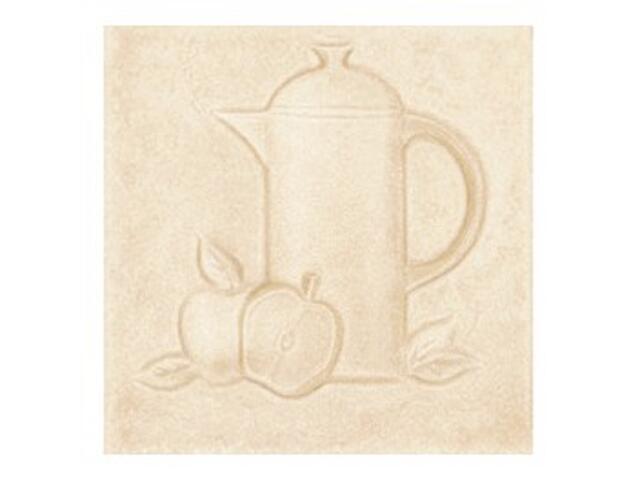 Płytka ścienna Sagra beige motyw kafel 3 10x10