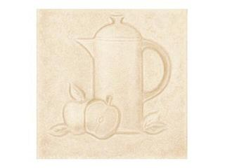 Płytka ścienna Sagra beige motyw kafel 3 10x10 Opoczno