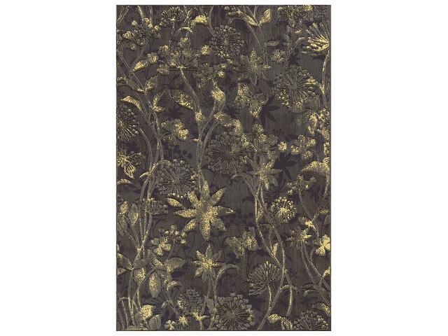 Płytka ścienna Trawertino inserto kwiatek 33,3x50