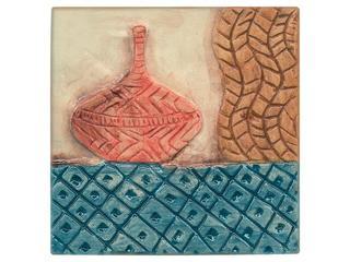 Płytka ścienna Viking motyw kafel 2 10x10 Cersanit