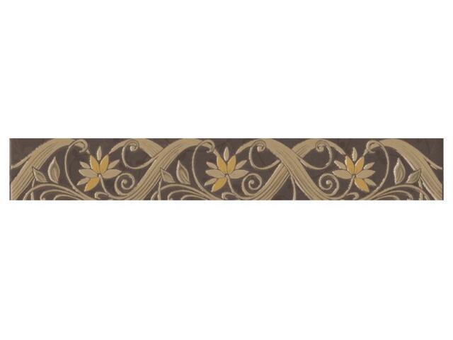Płytka ścienna Xantia brown listwa classic 5x35