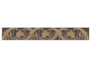 Płytka ścienna Xantia brown listwa classic 5x35 Cersanit