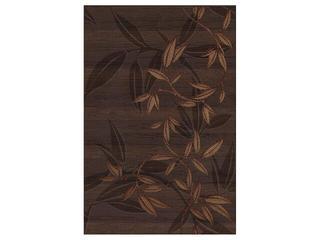 Płytka ścienna Carisma brown inserto gałązka 33,3x50