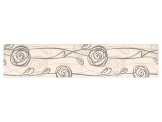 Płytka ścienna Rosaria grys 8,5x40 Cersanit
