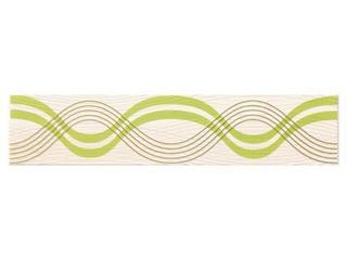Płytka ścienna Felina verde listwa 8,5x40 Cersanit