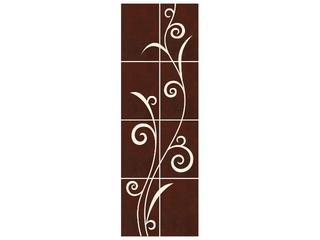 Płytka ścienna Tesalia brown/beige kompozycja 60x180 Cersanit