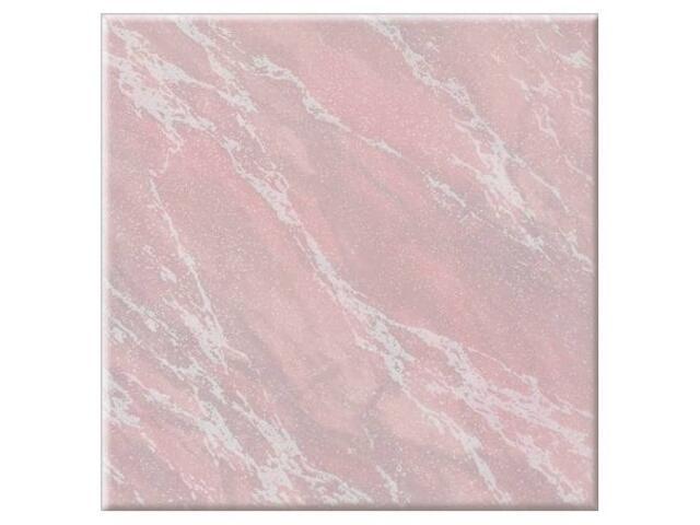 Płytka podłogowa Dacjer róż 35x35