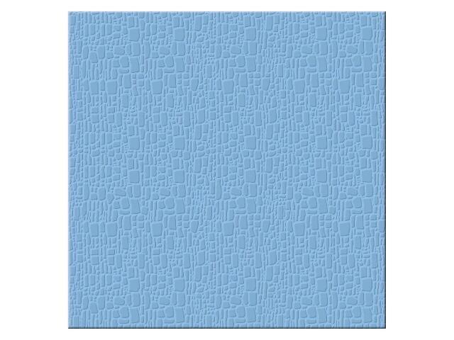 Płytka podłogowa Polinesia niebieska 33,3x33,3