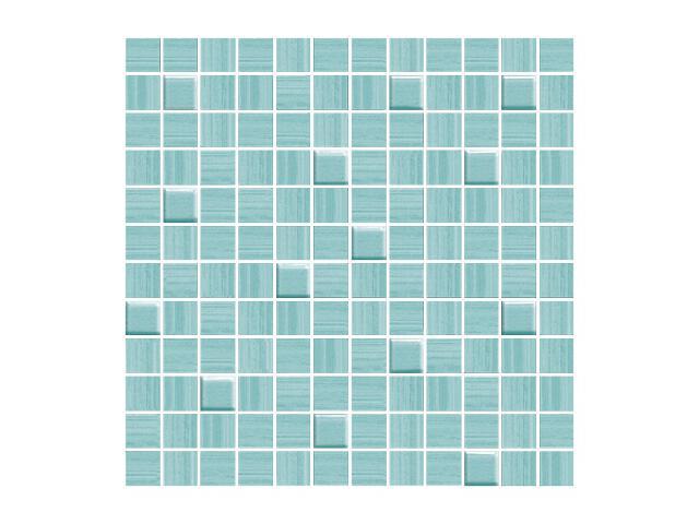 Mozaika Sensual Azul Murano 30x30 Paradyż