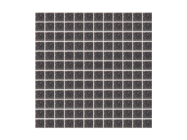 Mozaika Secret Nero Murano 29,8x29,8 Paradyż
