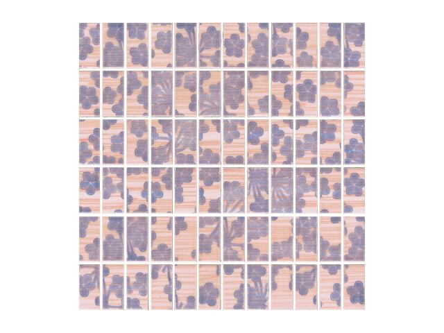 Mozaika Melua Coral prasowana 30x30 Paradyż
