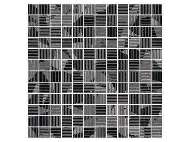 Mozaika Amaltea Grafit 29,8x29,8 Paradyż