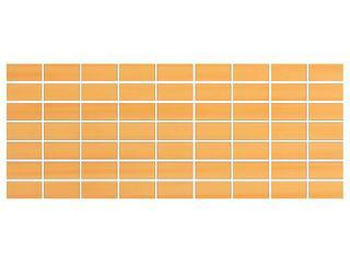 Mozaika Capri orange 20x50 Opoczno