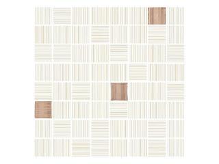 Mozaika Organic krem 25x25