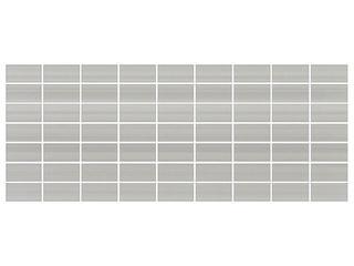 Mozaika Organza szara 20x50 Opoczno