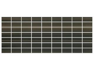 Mozaika Organza brąz 20x50