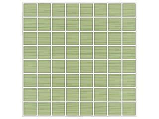 Mozaika Euforia verde 25x25 Cersanit