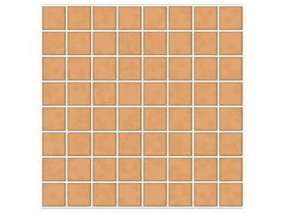 Mozaika Liryka orange 25x25