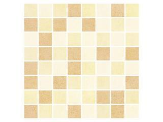 Mozaika Rexona brown/beige/giallo 25x25 Cersanit