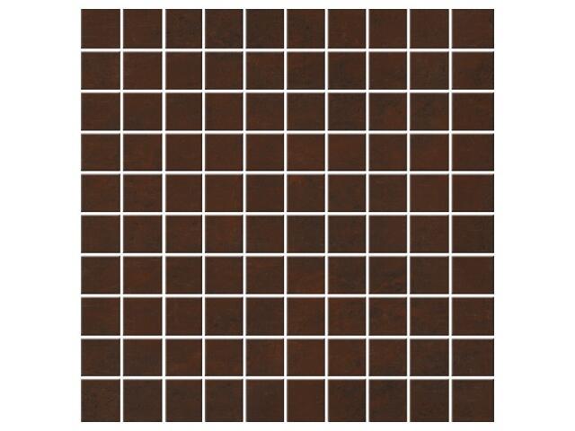 Mozaika Tesalia brown 33,3x33,3